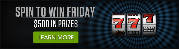 CarbonCasino Spin to Win Friday